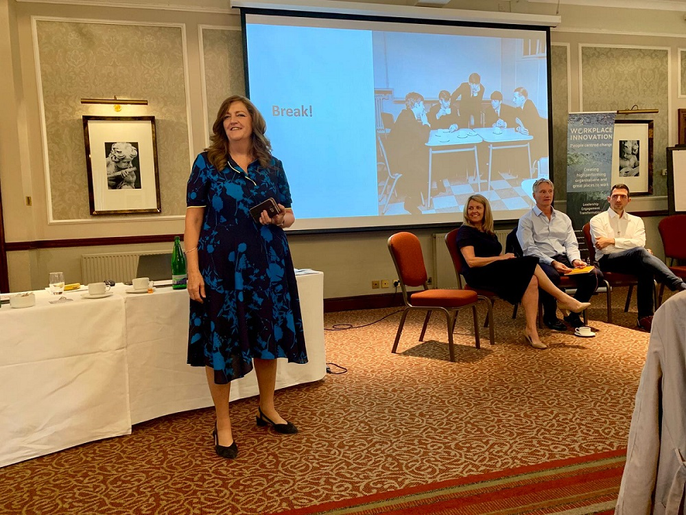 Workplace Innovation Masterclasses in Scotland: Aberdeen, August 2019