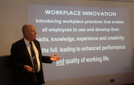 Workplace Innovation Glasgow Masterclass 2019