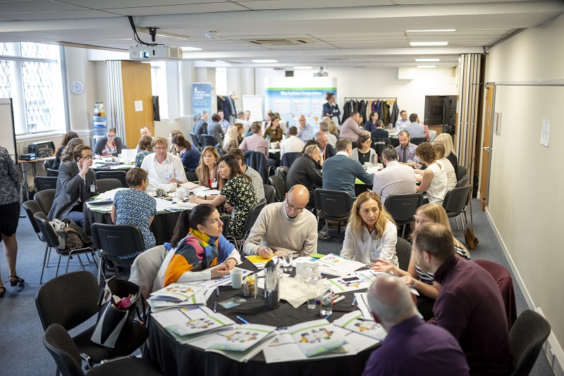 Workplace Innovation Masterclasses in Scotland: Edinburgh, May 2019