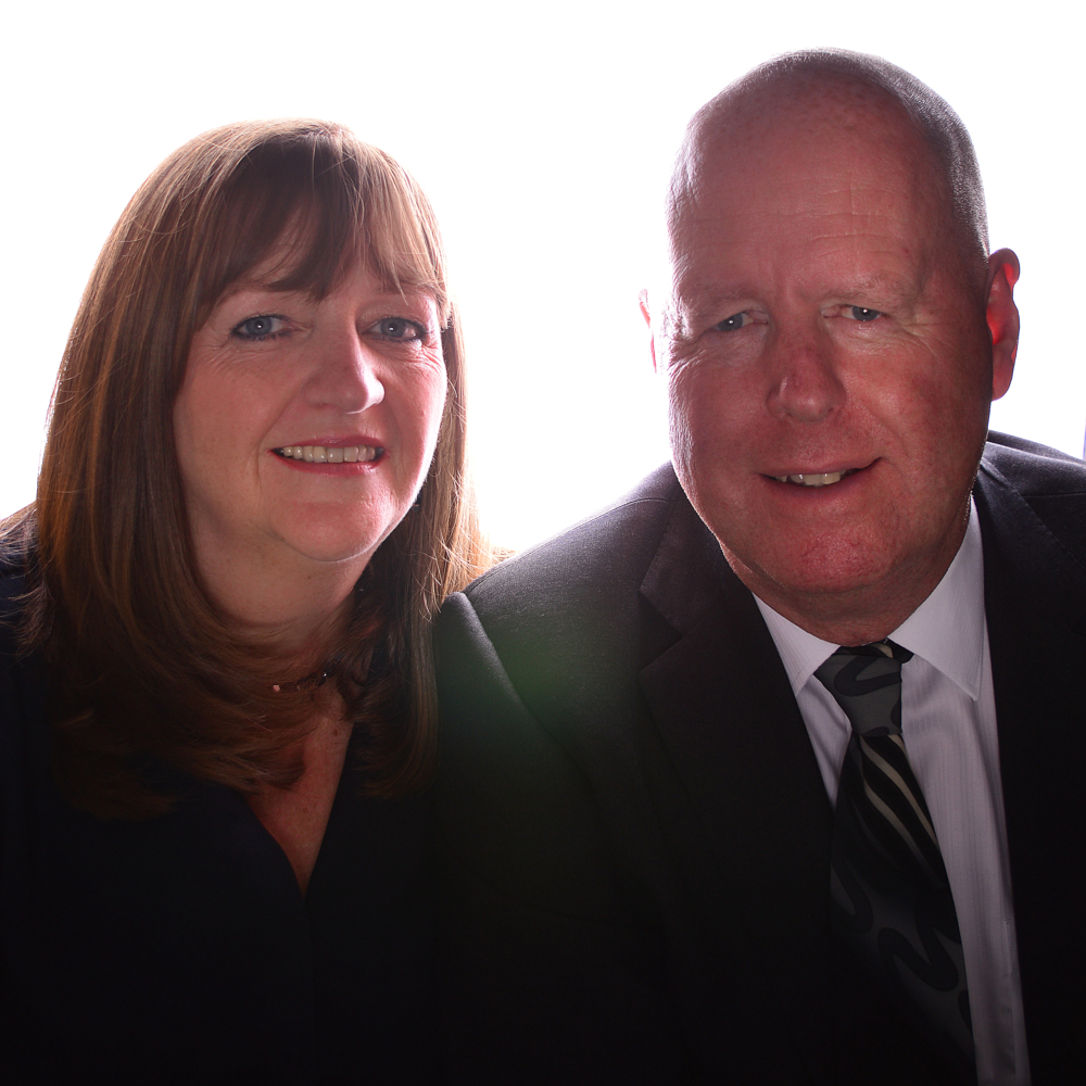 Rosemary Exton and Dr Peter Totterdill