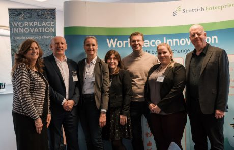 Workplace Innovation Masterclass in Stirling November 2019