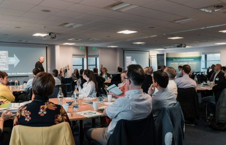 Workplace Innovation Masterclasses in Scotland: Stirling, November 2019