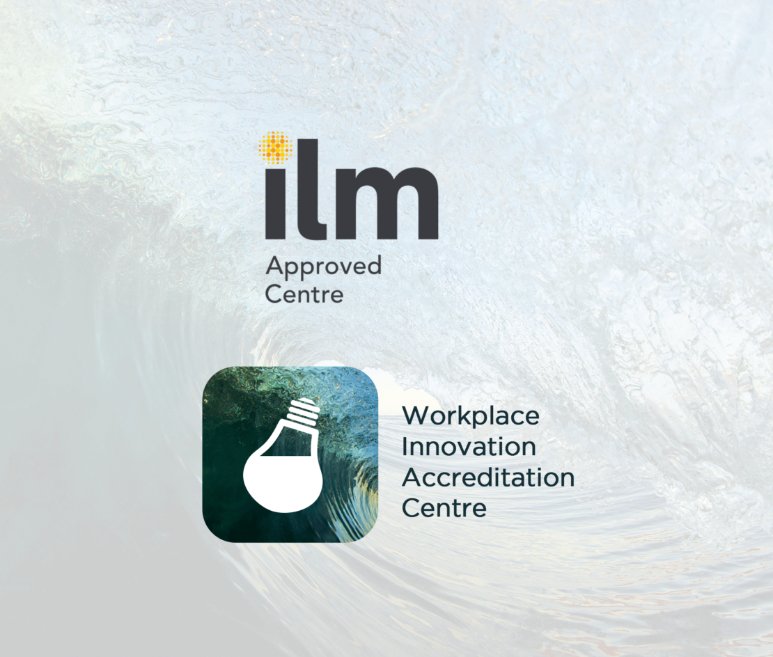 ILM Accredited Workplace Innovation Programmes​