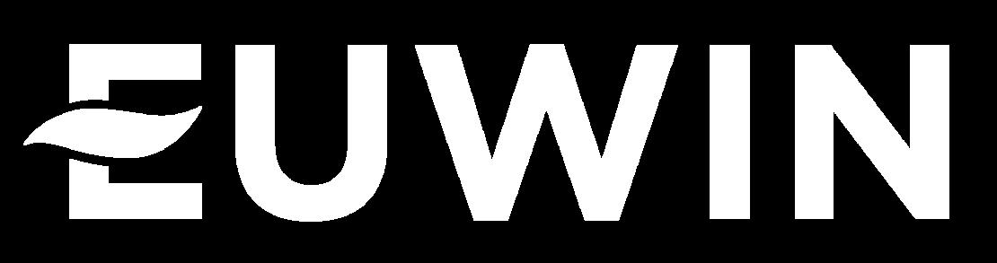 EUWIN logo white