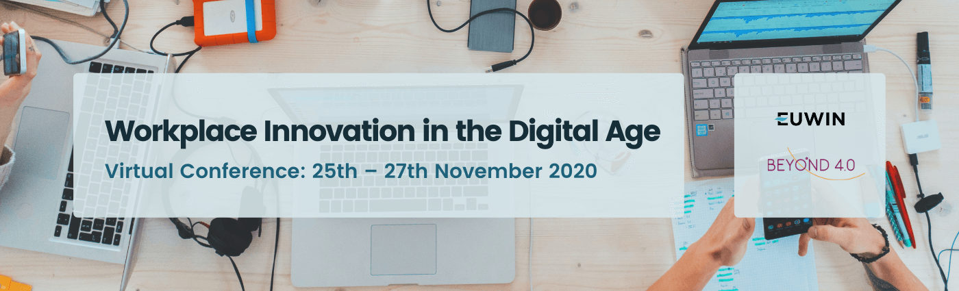 Virtual Conference: Workplace Innovation in the Digital Age